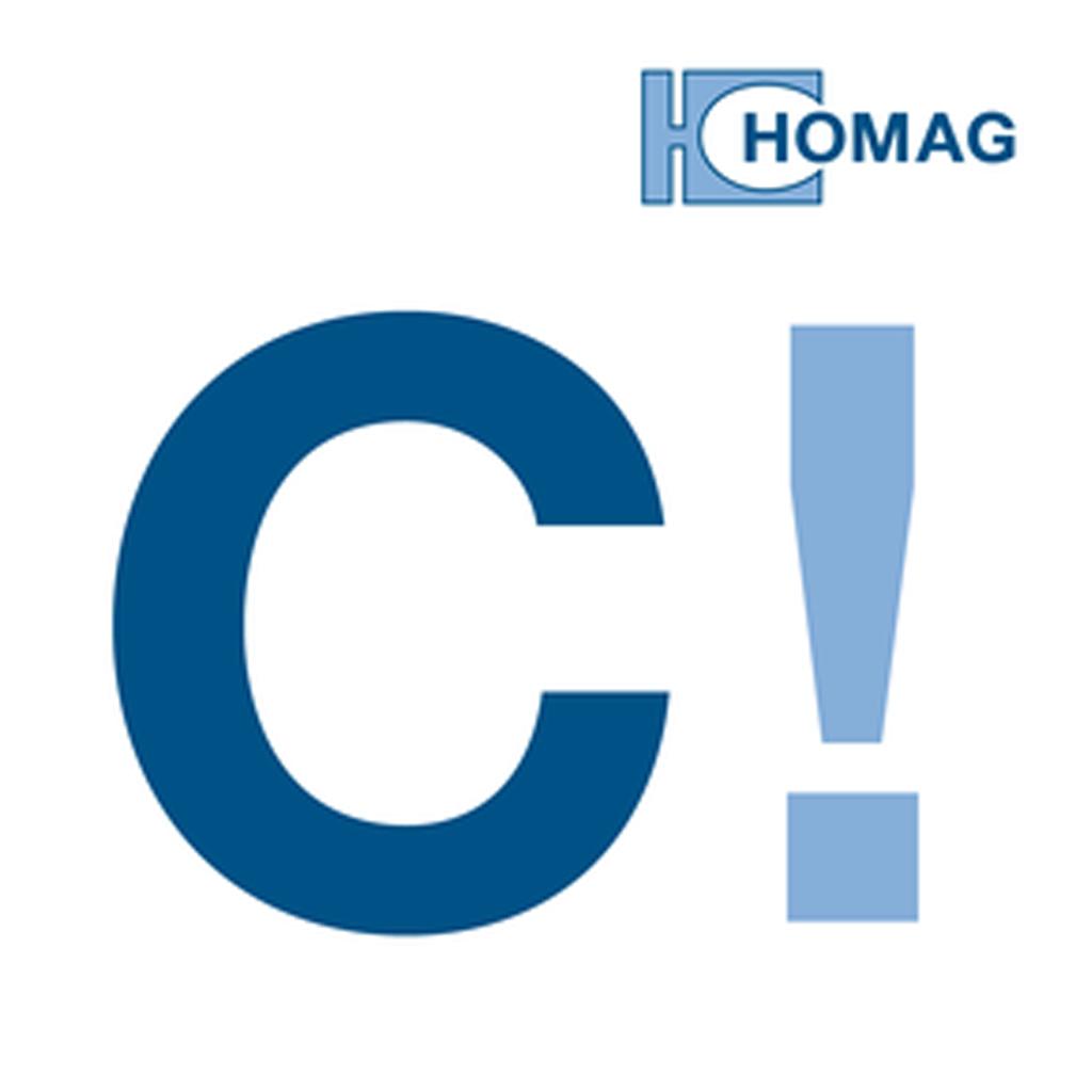 Homag employee app