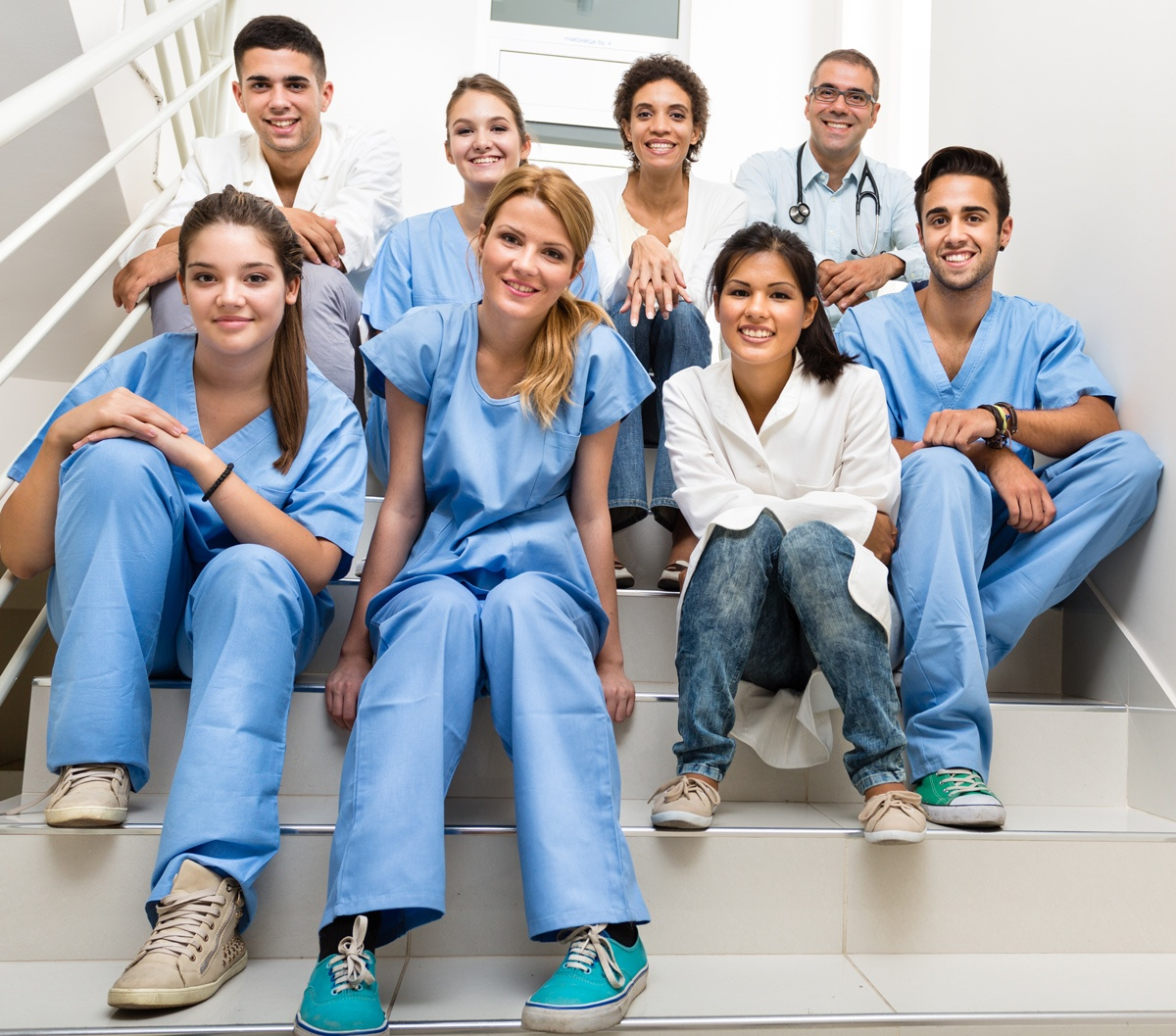 healthcare workers communications