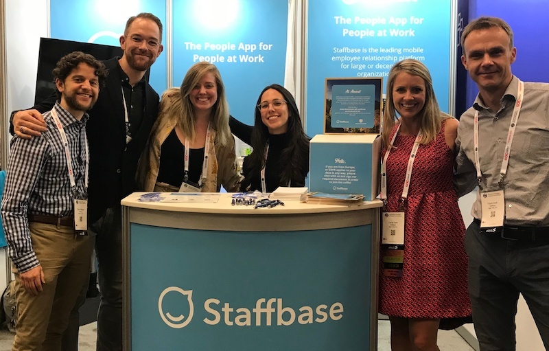 Staffbase at the IABC Conference