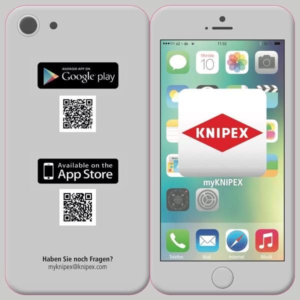 MyKNIPEX Mitarbeiter-App