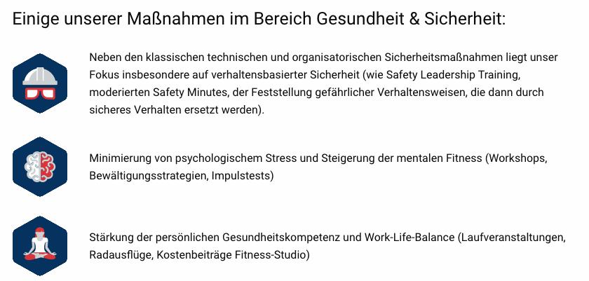 Health and Safety at RHI Magnesita