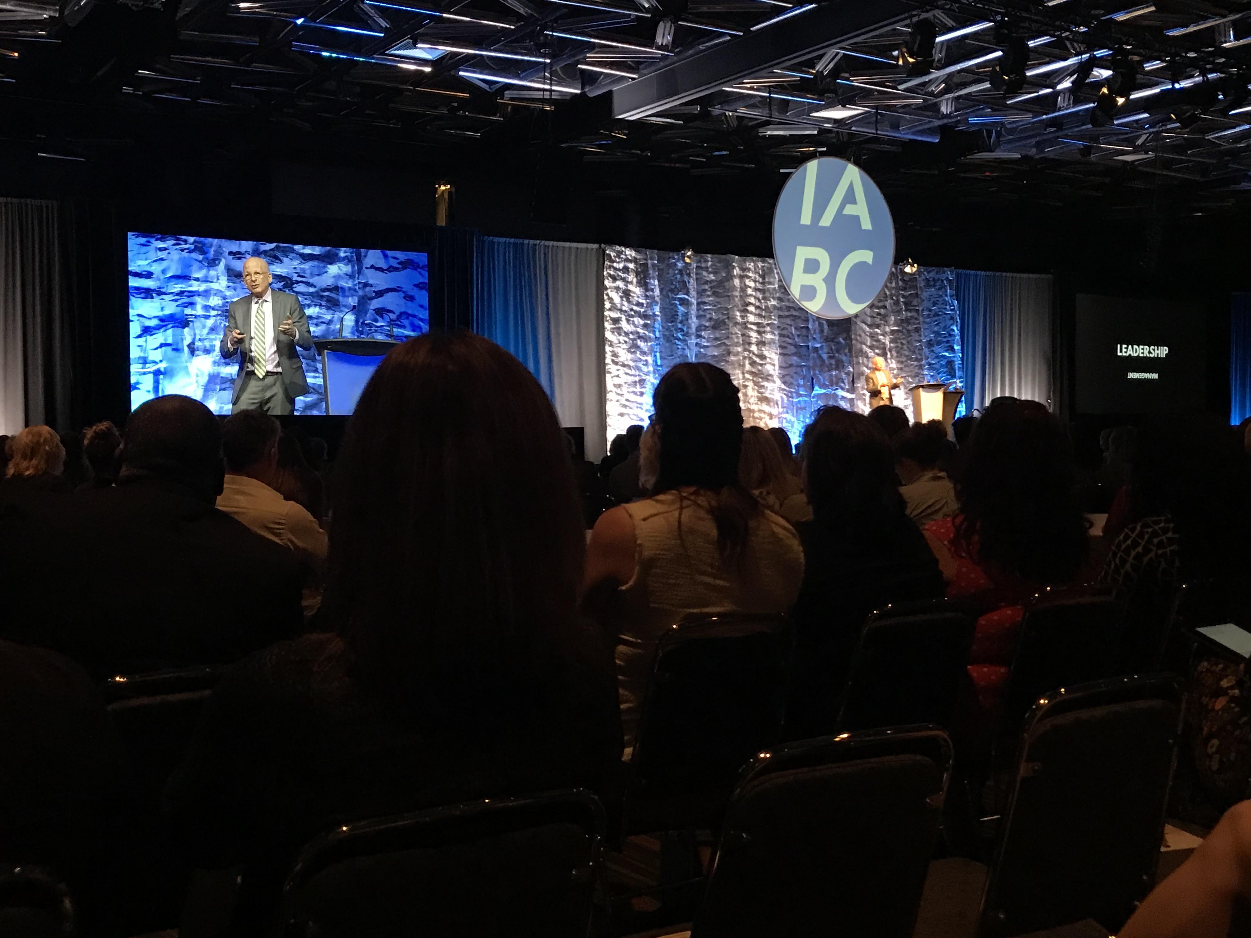 iabc world conference seth godin