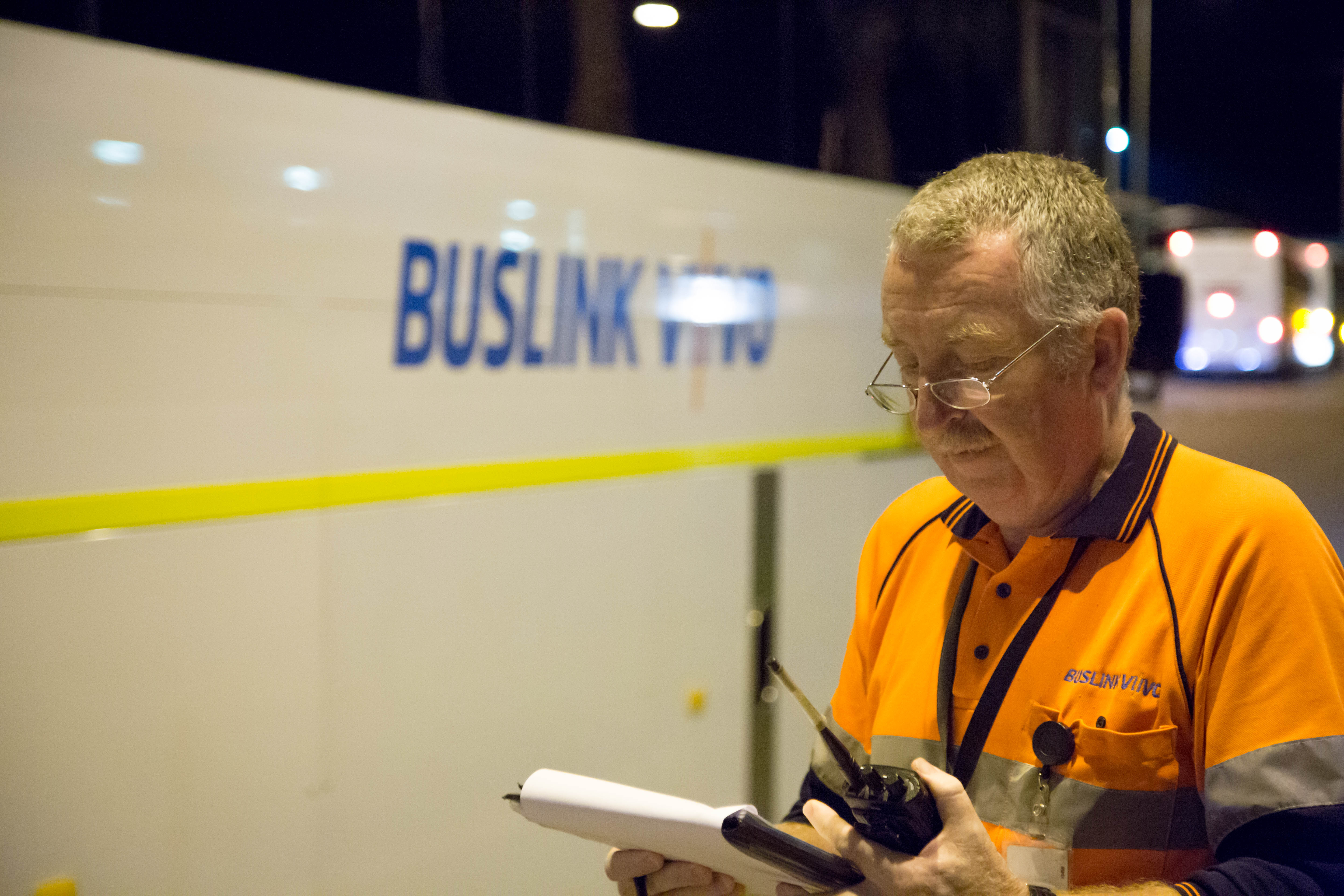 Buslink Vivo, employee communication