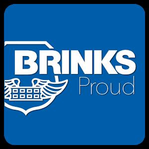 employee app, Brink's app logo, employee engagement