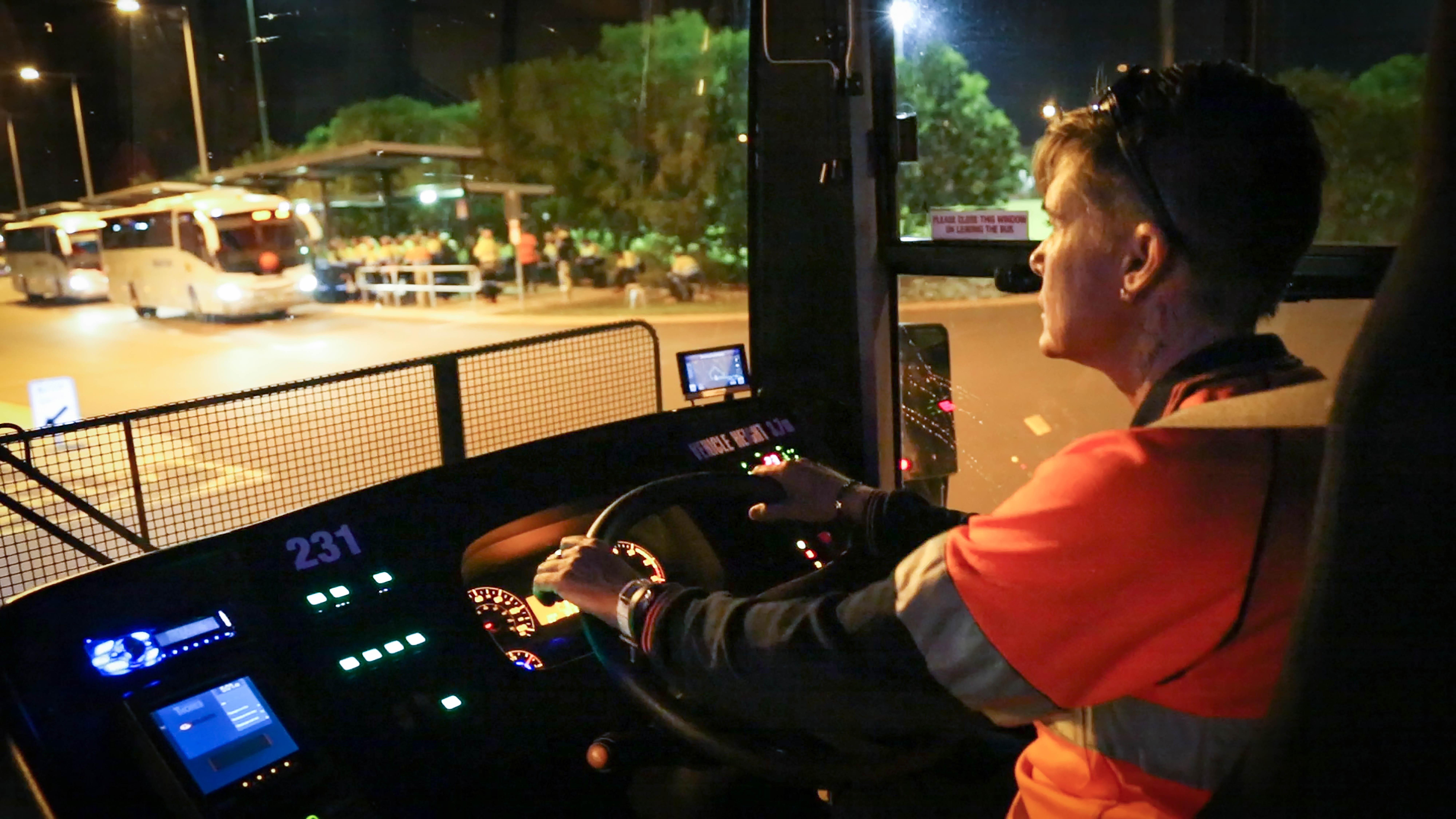 Buslink Vivo, Mitarbeiter-App, Logistic und Transport
