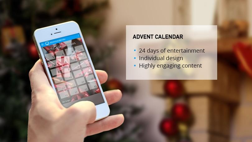 Contilla Christmas Calendar