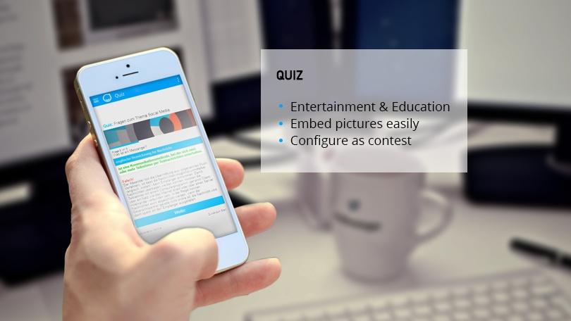 Contilla Quiz