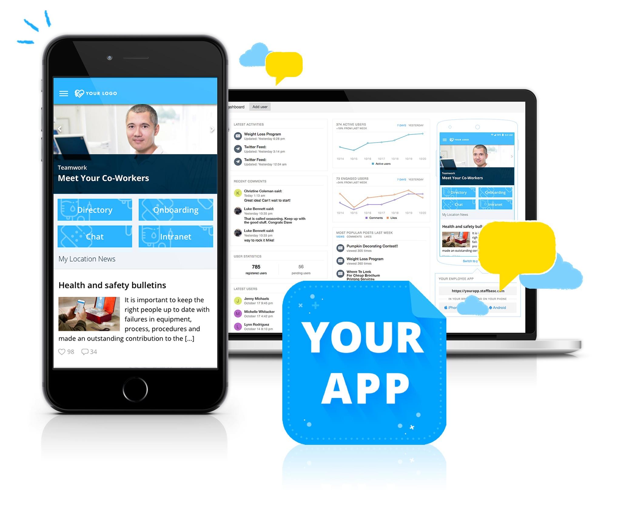 Staffbase – Employee Experience Platform