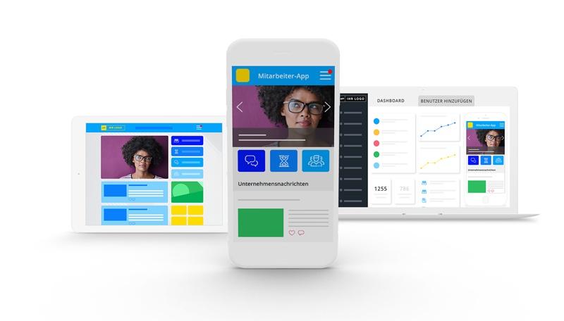 Staffbase – Mitarbeiter-App kostenlos Testen