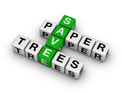 Save Paper, Save Trees