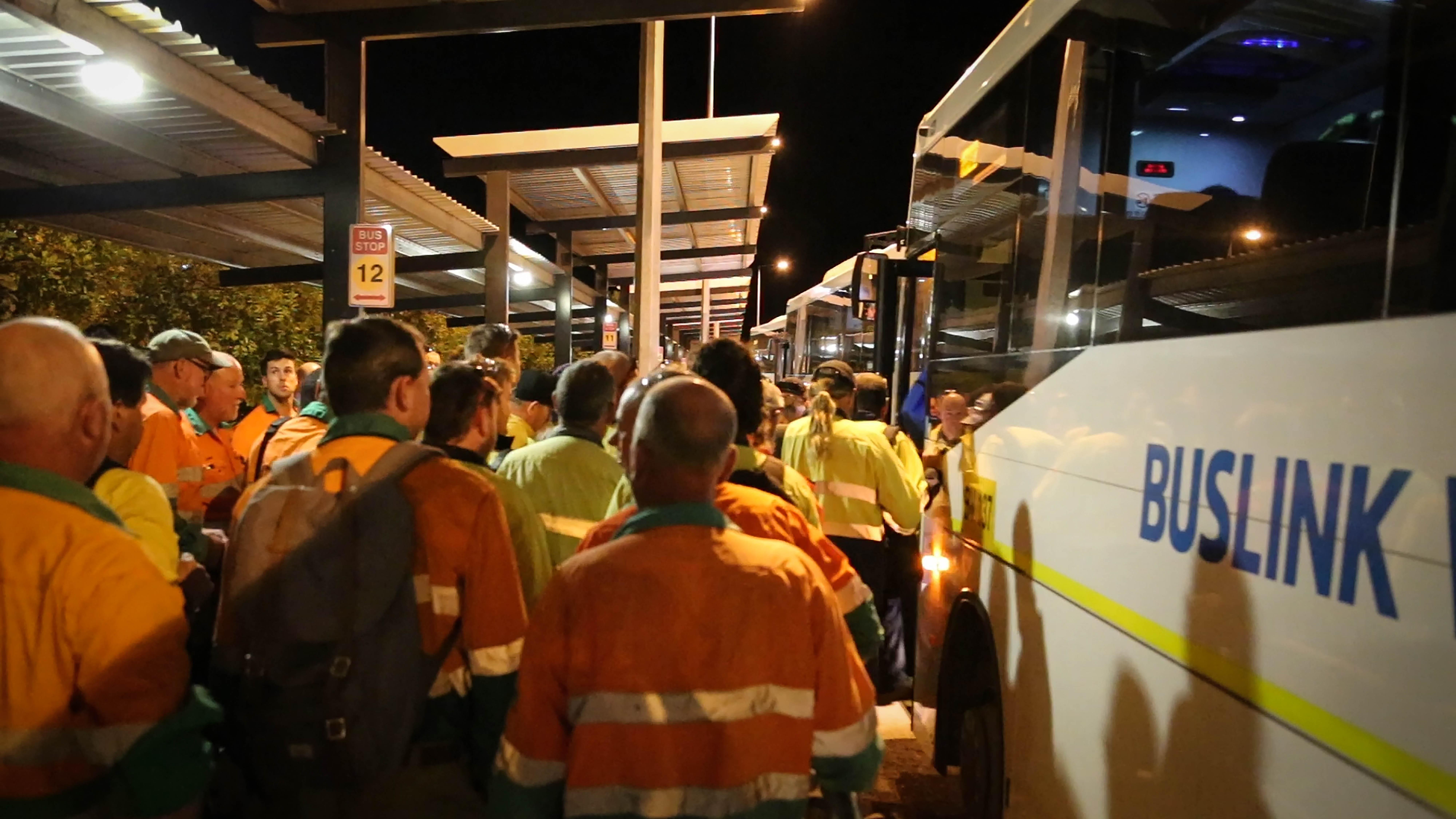 Buslink VIVO, mobile communication, transport