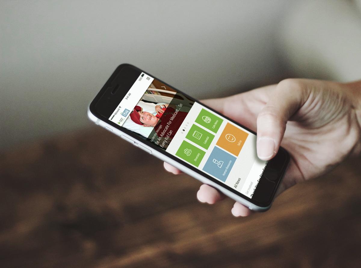 The Franciscan Children's Employee App