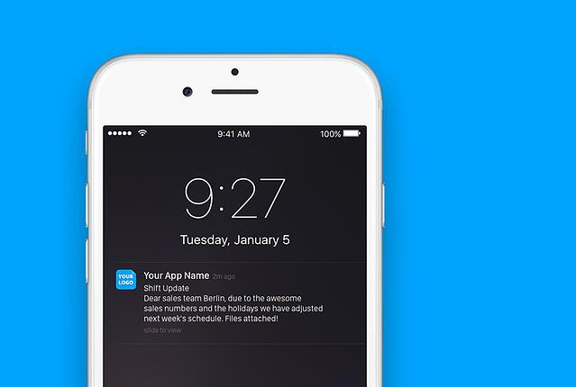 why use push notifications