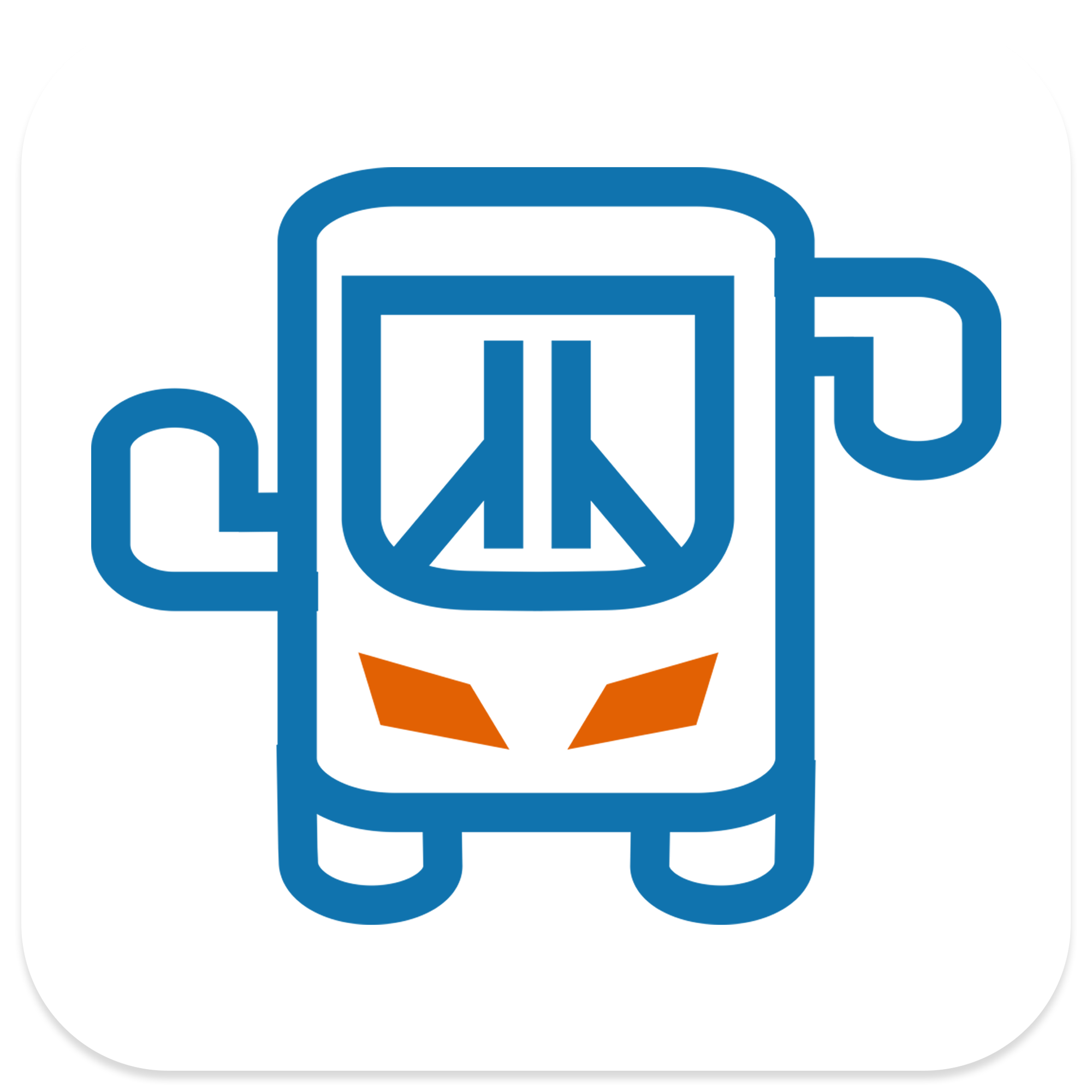 employee app, Buslink Vivo, App Icon