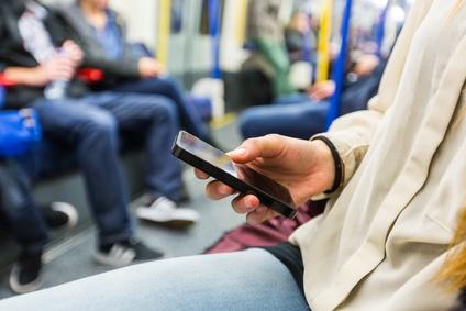 smartphone employee app
