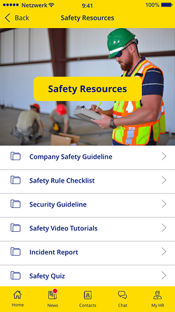 Staffbase-Employee-App-Resources-Safety