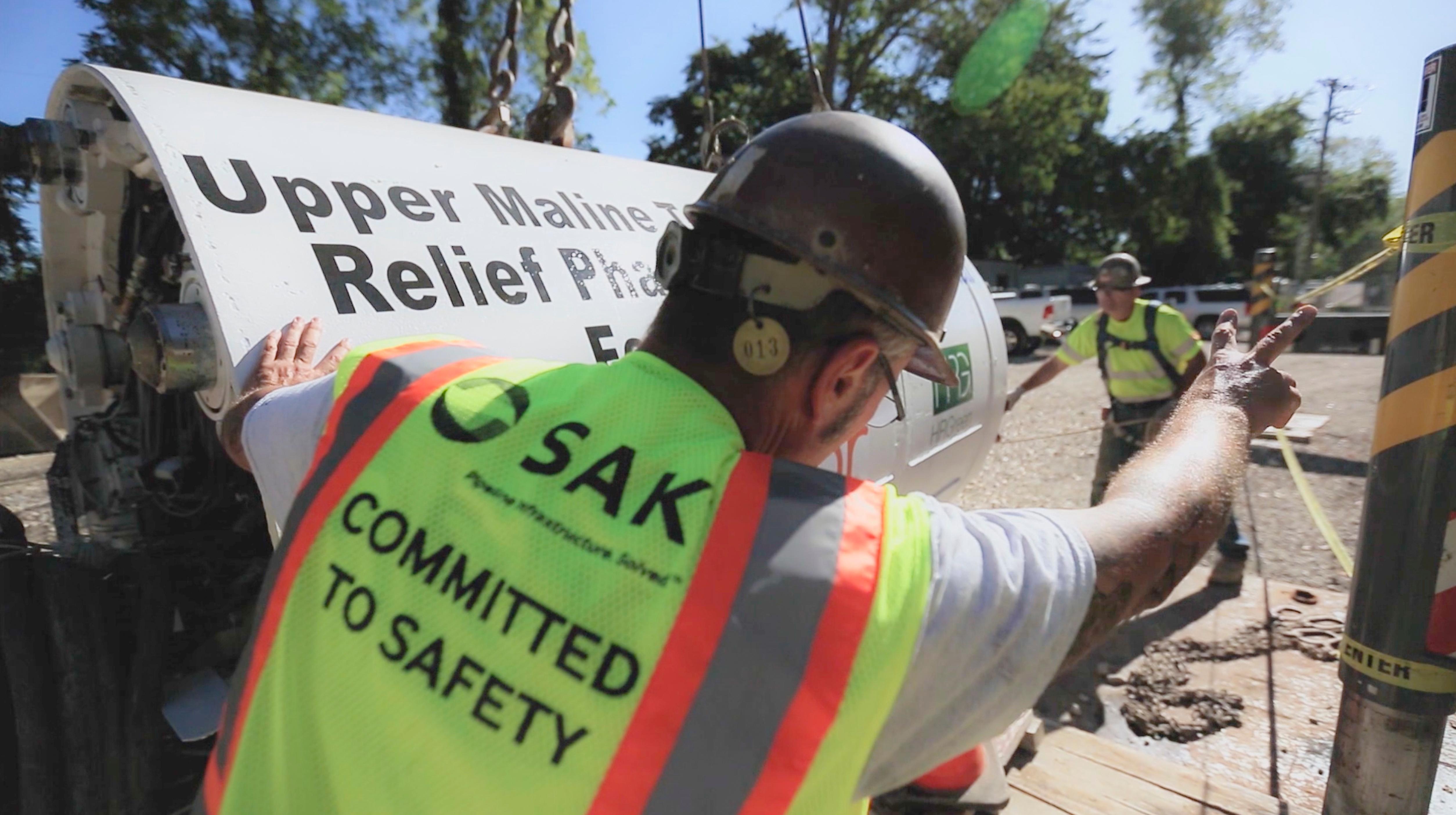 SAK Construction safety