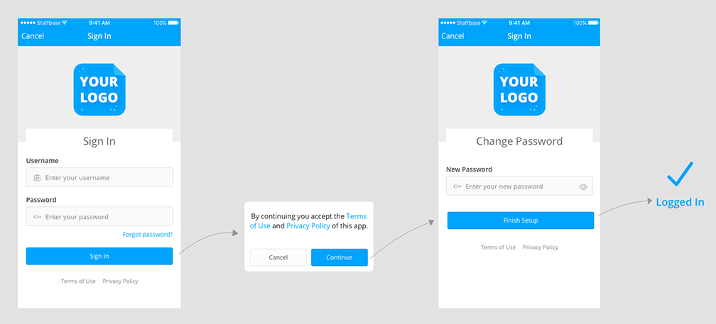 Easily Onboard All Employees To Your App, Even The Ones Without Email Address