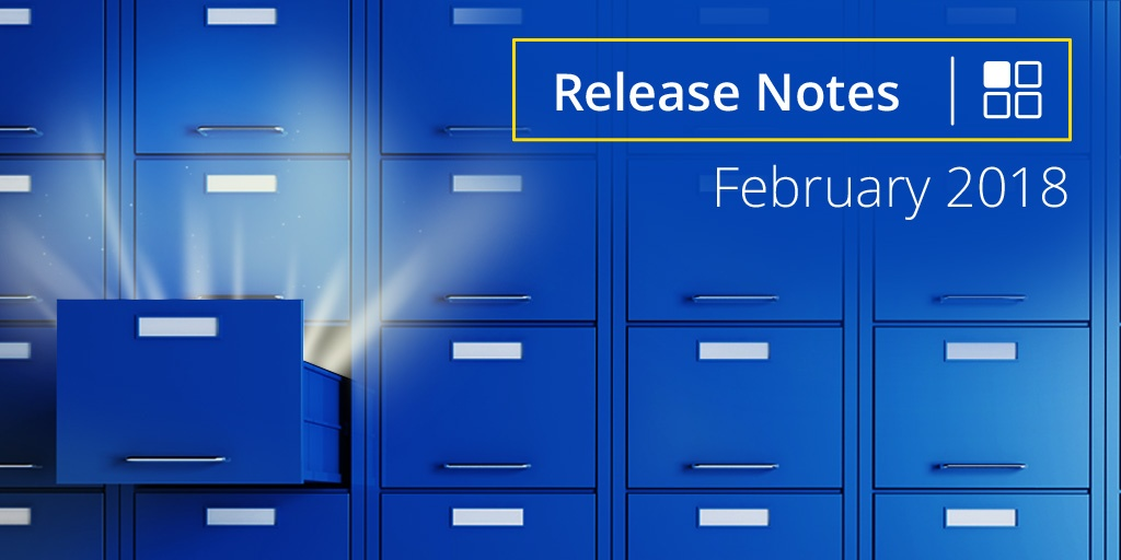 Staffbase Release Notes February 2018