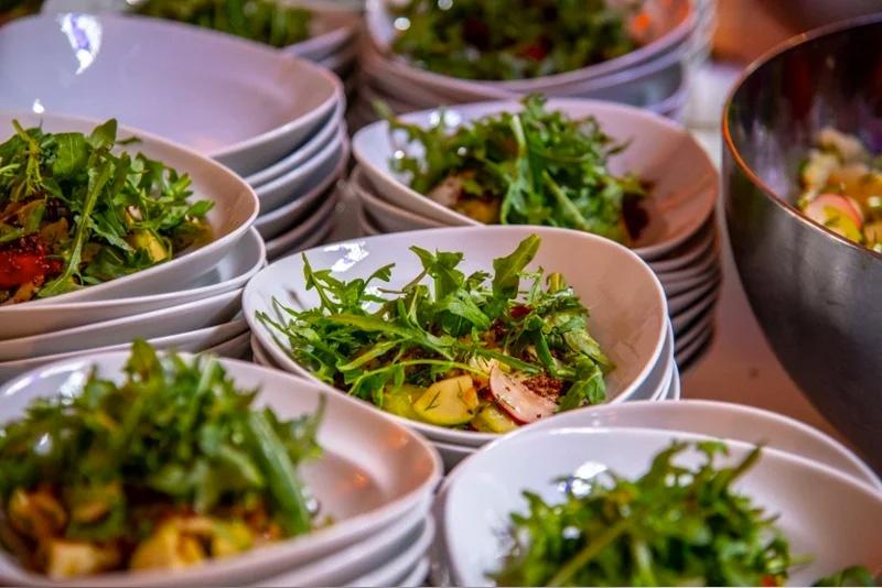 Staffbase Summit Lunch