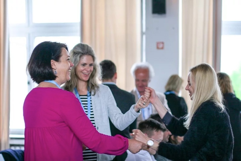 Staffbase Summit 2018, Marielle, T-Systems