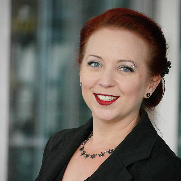Tanja Curdt DP DHL Global Rollout Manager