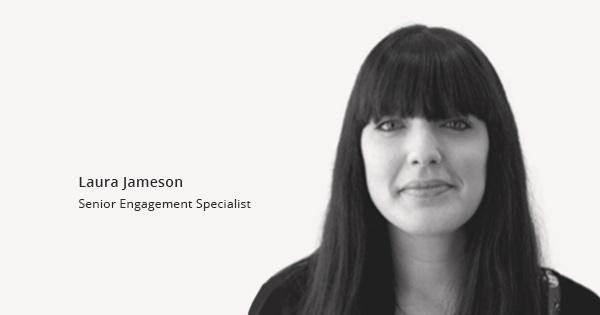 Laura Jameson Instinctif Partners Internal Influencer