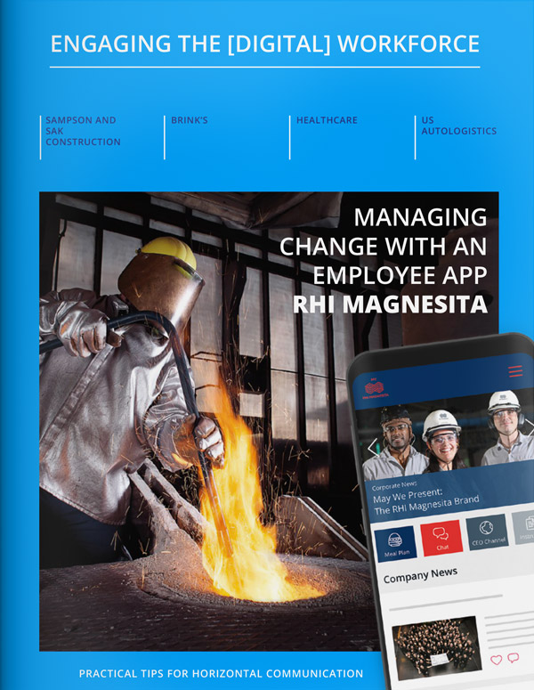Staffbase Booklet Engagig the Digital Workforce