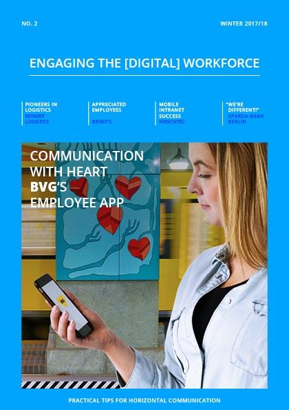 Staffbase Booklet Engaging the Digital Workforce
