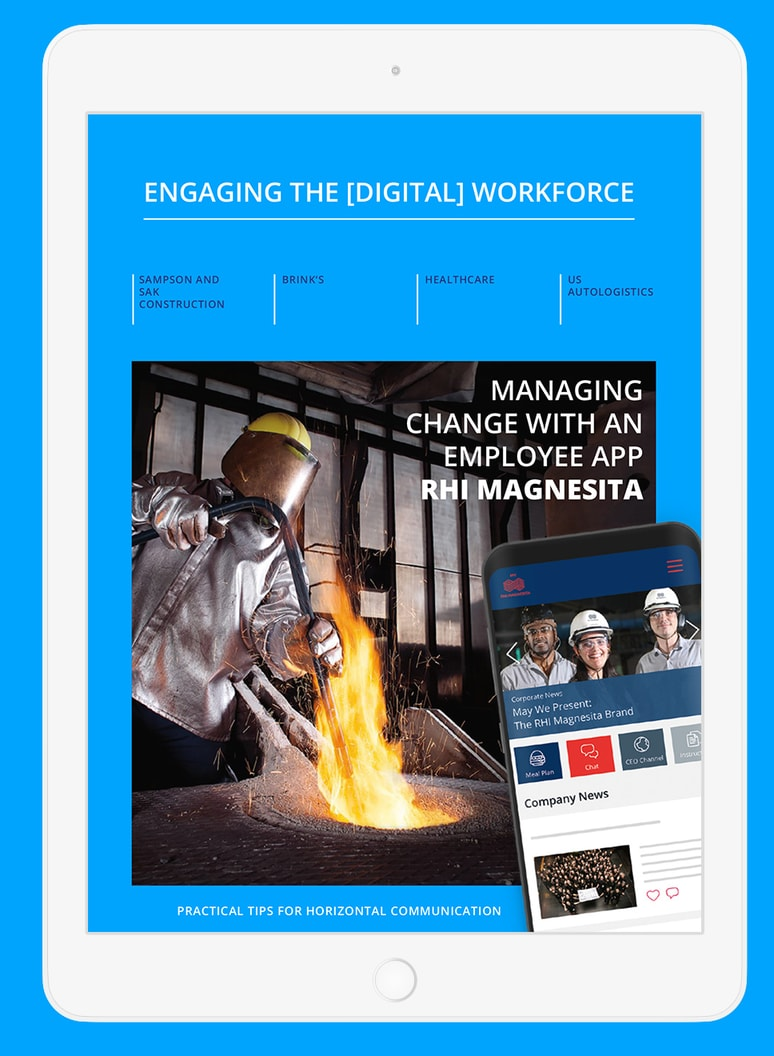 Engaging the Digital Workforce Issue 3