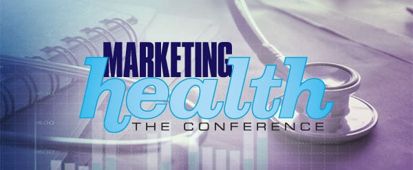 Marketing Health The Conference Logo