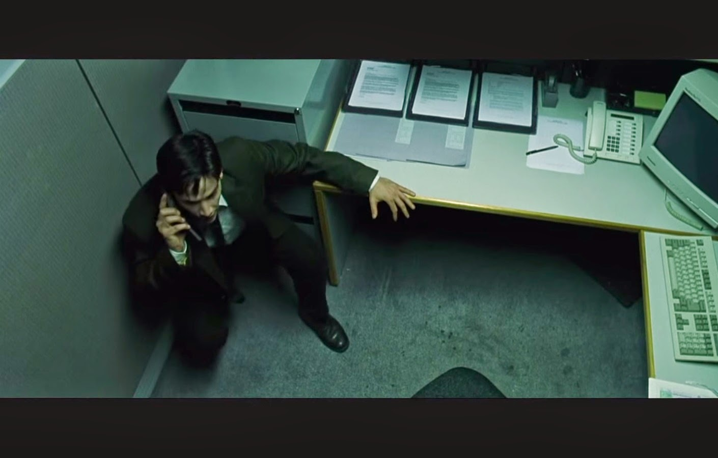 Neo's Cubicle