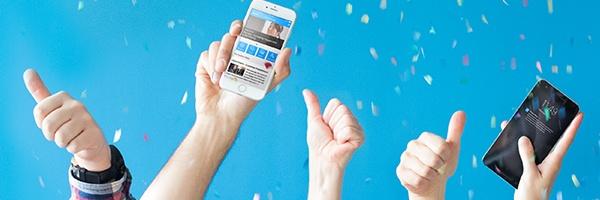 Apps als Unternehmenskultur-Tool: Content is King!