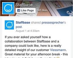 Neues Plugin für Facebook Pages, Bearbeiten von Profilbildern, sechs weitere Lokalisierungen und mehr