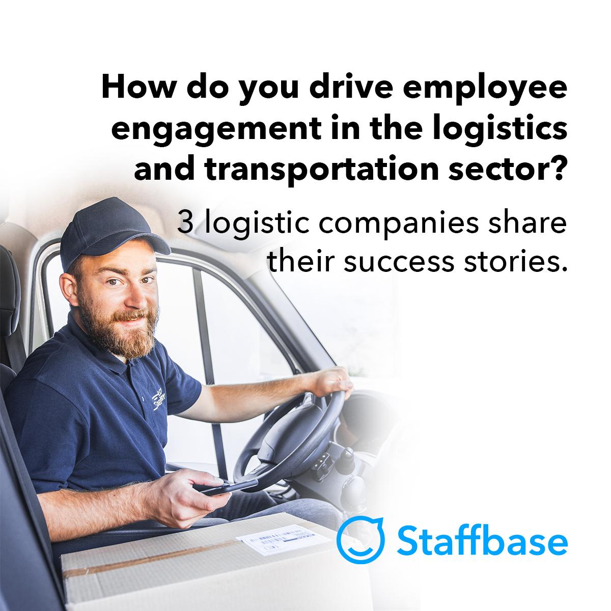Staffbase Logistics & Transportation eBook