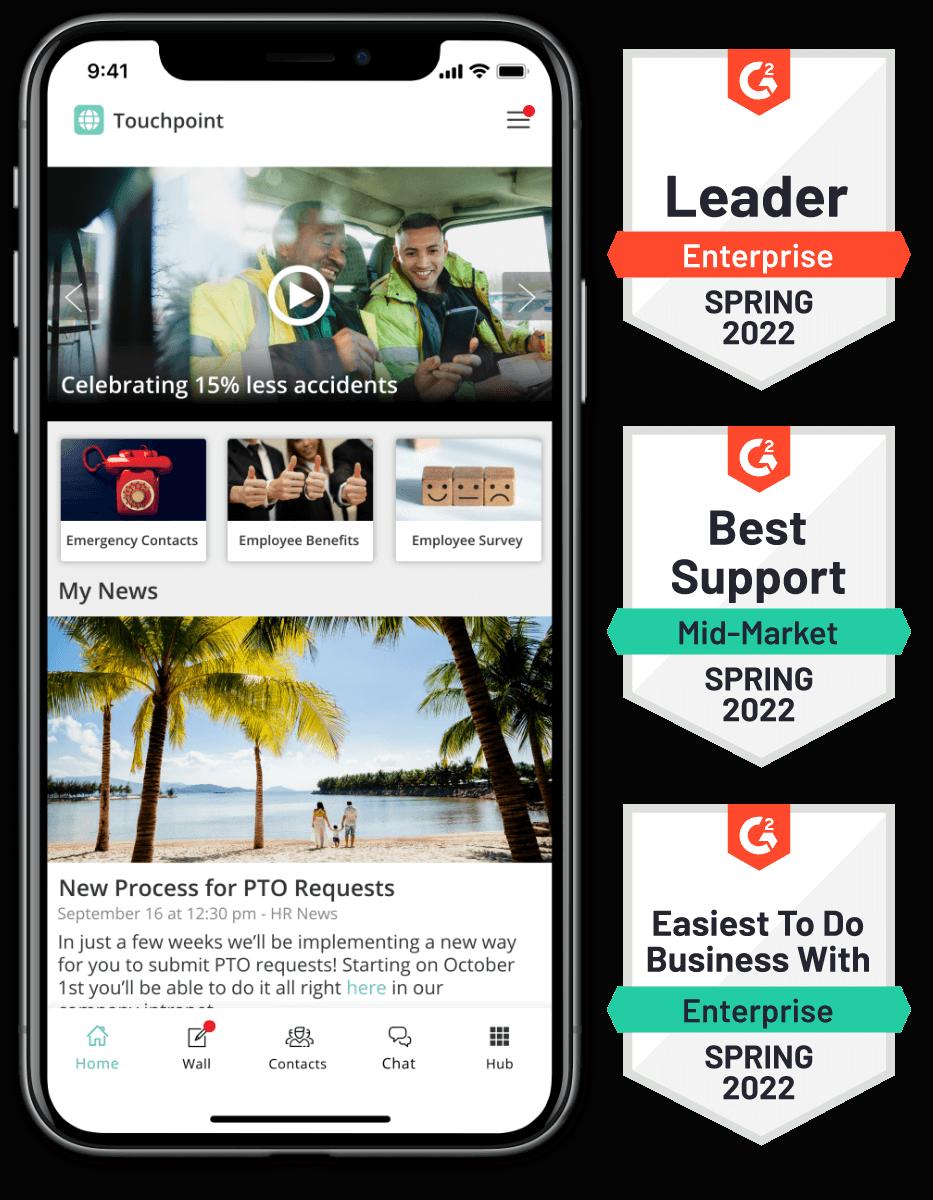 Staffbase Mobile App